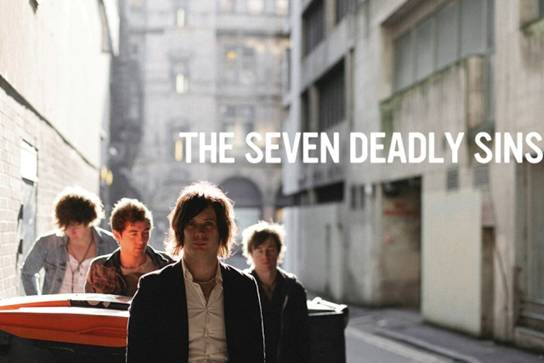 The Seven Deadly Sins [ReverbNation]